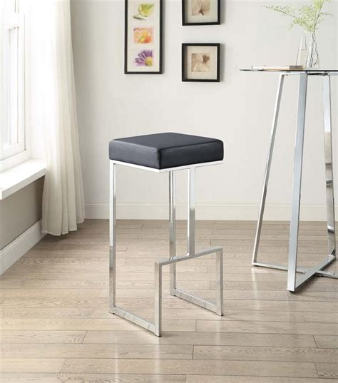 Fixed Height Bar Stools by Bar Stools Metal Fixed Height 29 Bar Stool 105263