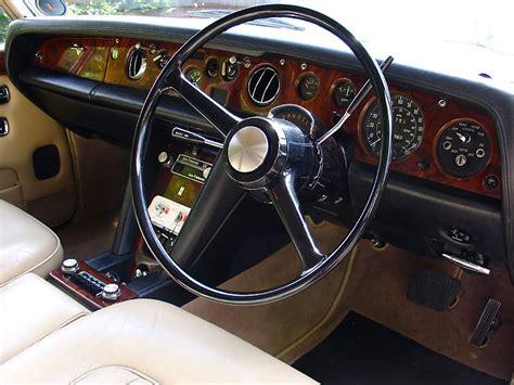 Rolls Royce Silver Shadow Interior by