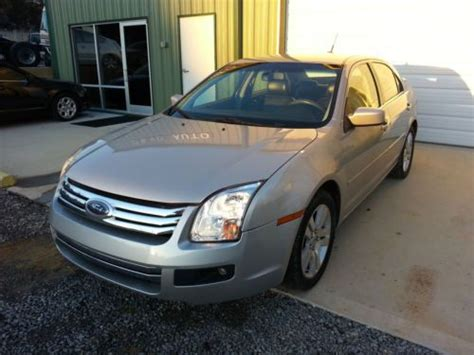 how to sell used cars 2007 ford fusion free book repair manuals buy used 2007 ford fusion sel v6 leather heated seats last minute deal reduced to sell in