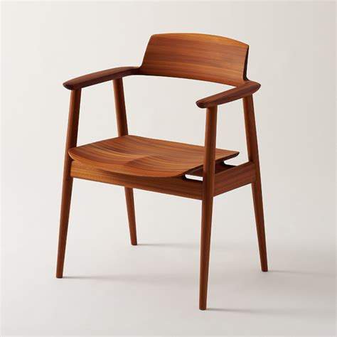 Japanese Chair by Kisaragi Chair Kawakami Design Room Wewastetime
