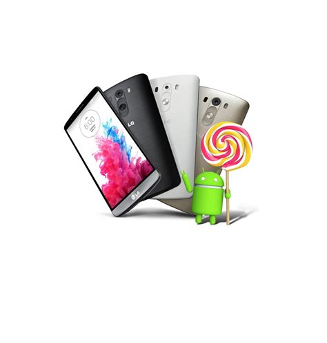 upgrade android lg rolls out android 5 0 lollipop upgrade