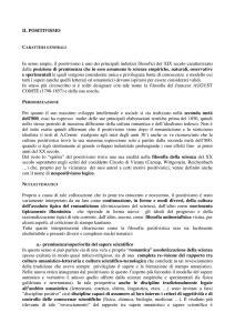 Il positivismo - Simone Dell`Omodarme