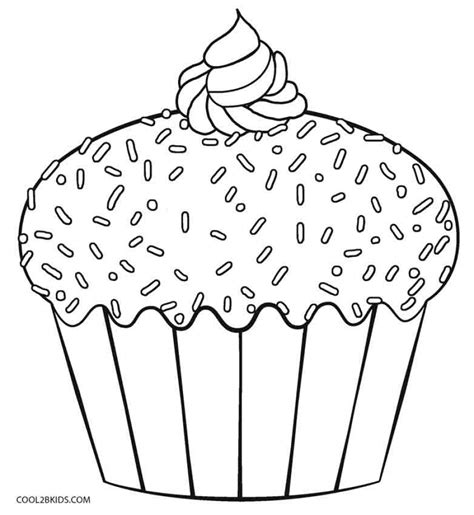 get this cupcake coloring pages printable 74126