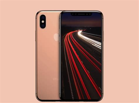 X Iphone Colors Kgi All Iphone X Colors Will Black Bezels To Ensure Better Aesthetic Design Macrumors