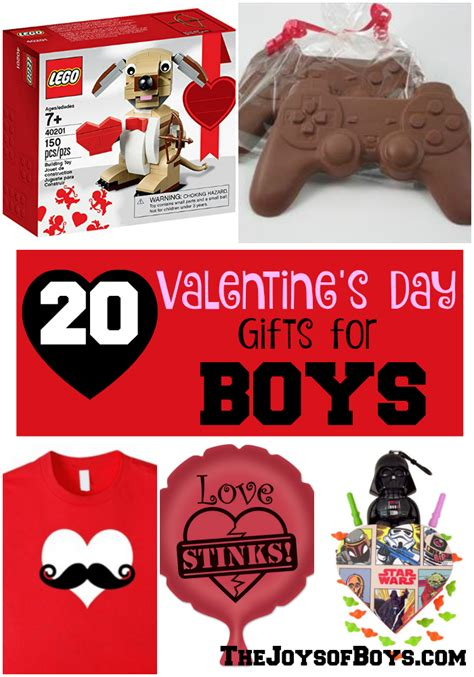 valentines gifts for a 20 s day gifts for boys the joys of boys