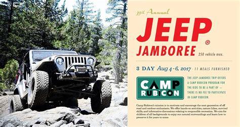 jeep jamboree 2017 august 2017 norcal car culture