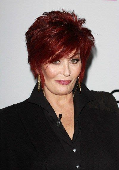 sharon osbourne hairstyle on the back of it 1000 ideas about sharon osbourne on pinterest sharon