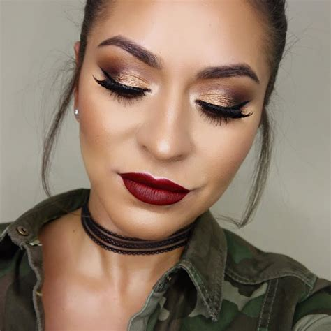 Eyeshadow Lt Pro Naturally Glam fall glam makeup by lishalovesmakeup preen me