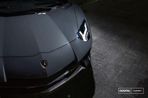 Supercharged Lamborghini Aventador by Novitec Lamborghini Aventador Sv Offers A Supercharged