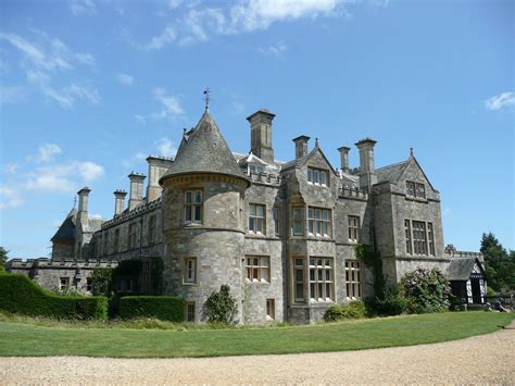 3 Story Houses by Great British Houses Beaulieu Palace House Home To