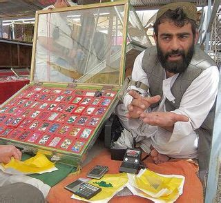 exploring the afghan gemstone market war on terror news