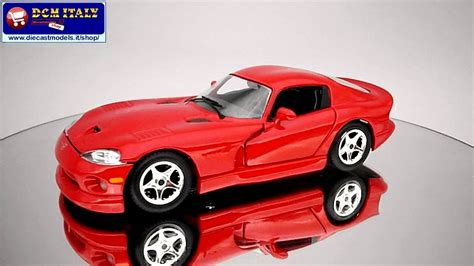 Diecast Burago 124 Dodge Viper Gts Coupe Biru burago dodge viper gts coupe hd