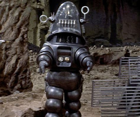 film robbie robot the horror digest forbidden planet if i had a friend