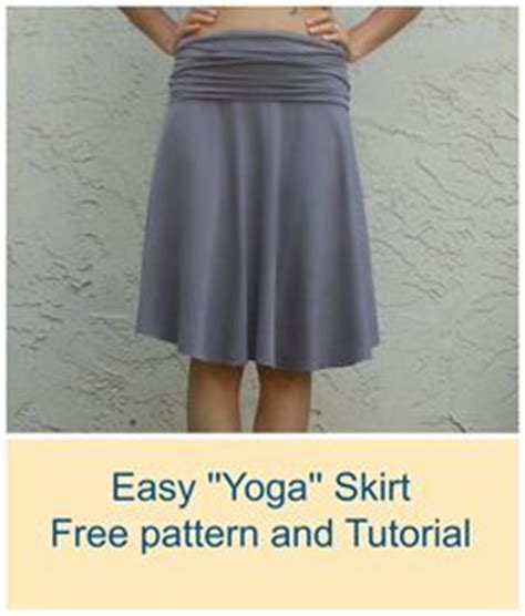 yoga tutorial free 1000 images about sew skirts patterns inspiration on