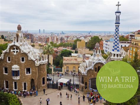 expiring soon win a trip to barcelona spain blissxo com - Travel Channel Barcelona Sweepstakes