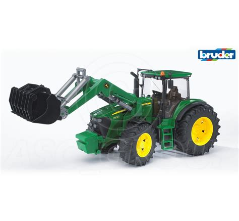 bruder toys logo bruder toys 03051 pro series deere 7930 tractor with