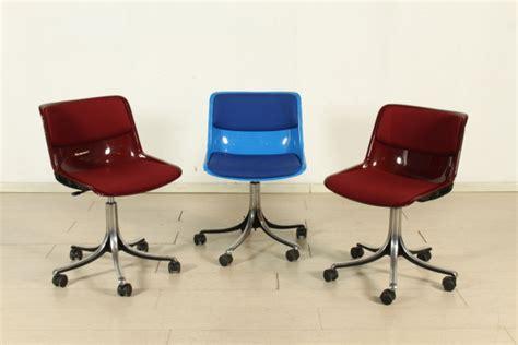 tecno ufficio sedie ufficio tecno sedie modernariato dimanoinmano it