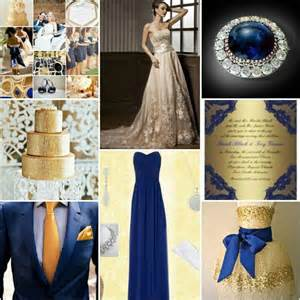 blue and gold wedding dress 17 best images about wedding ideas on navy