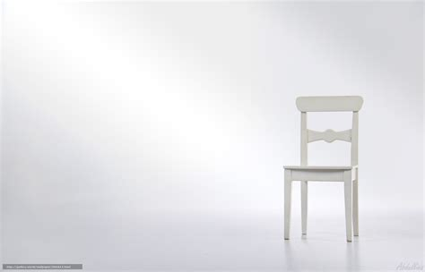 White Chaise Tlcharger Fond D Ecran Studio Chaise Minimalisme Blanc