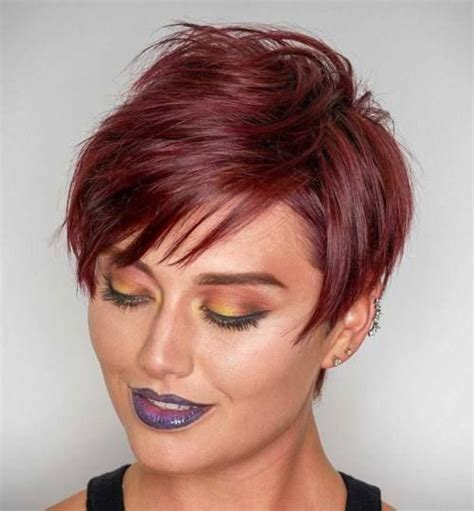 pixie shaggy hairstyles for 50 25 best ideas about red pixie on pinterest red pixie