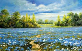 Landscape Pictures To Paint In Oils 15 Landscape Paintings Of Nature