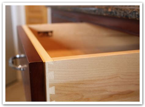 Dovetail Drawer Construction by Caves Kitchens And Built In Cabinetry