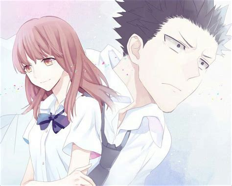 The Shape Of Voice 6 7 Yoshitoki Oima 215 review 215 a silent voice koe no katachi anime amino