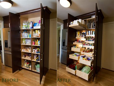 Custom Pantry Storage Solutions For Your Beech Grove Home Cabinet Pull Out Shelves Kitchen Pantry Storage