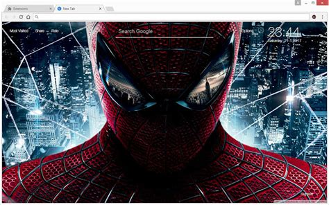 google themes marvel spiderman wallpapers hd new tab themes chrome web store