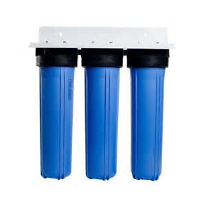 home water filters anchor usa 3 stage whole house water filtration system