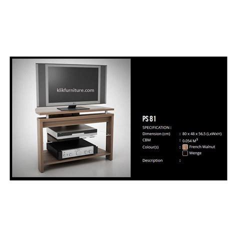 Meja Tv Prodesign ps 81 prodesign rak tv minimalis harga promo