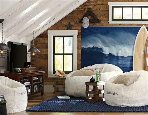 surf style home decor stuff your stuff surf lounge from pbteen com on wanelo