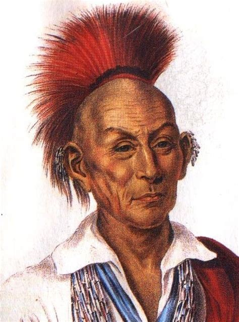 cherokee warrior hairstyle mohawk indian historical makeup morgue pinterest