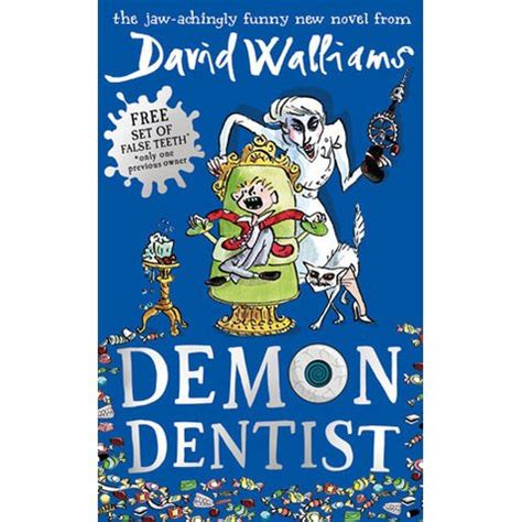his of books dentist by david walliams reviews discussion