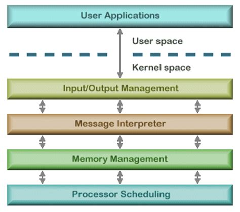 tutorialspoint kernel different types of computer operating systems and os functions