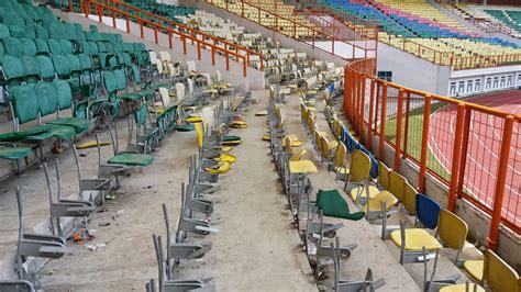 persib kalah bertanding bobotoh rusak aset stadion wibawa