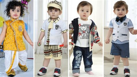 Boy Collection 1 dress designs 2017 baby dress collections wear designs