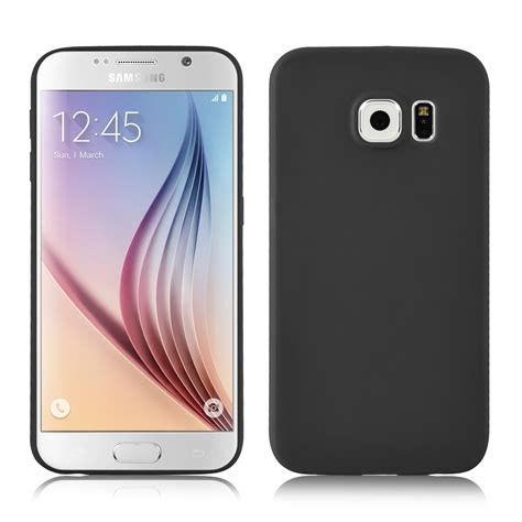 Back Cover Samsung S6 Edge samsung galaxy s6 edge jelly ultra slim silicone