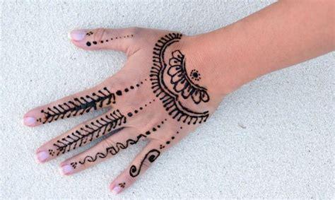 imagenes de tatuajes de jena cuidado con los llamados tatuajes de henna centro mujer