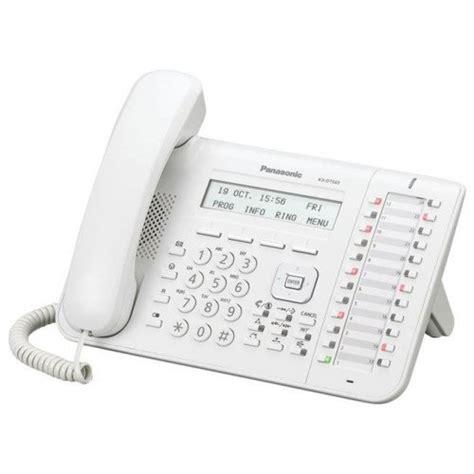 Telephone Panasonic Kx Dt543 Itcomm Most Wanted panasonic kx dt543 w digital phone buy in ksa