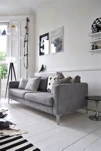 white and grey home decor stylish scotland residence with a nordic interior