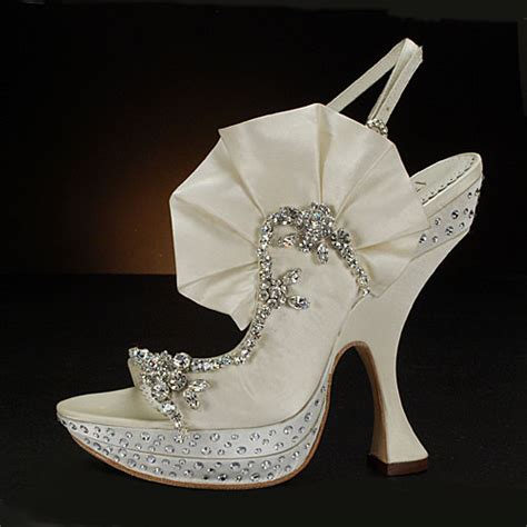 unique wedding shoes gowns styles of bridal shoes