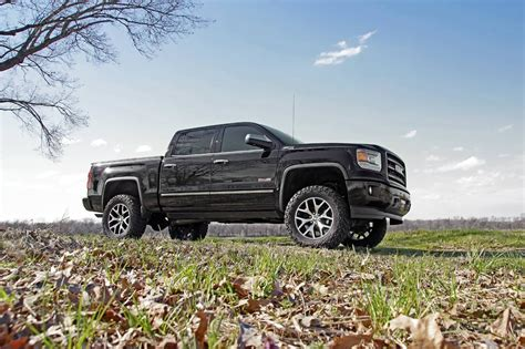 gmc lift kit 5in suspension lift kit for 14 18 4wd chevy silverado