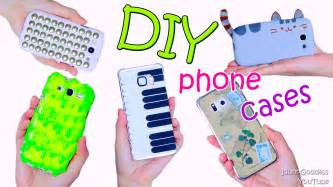 diy design 5 diy phone designs how to make slime pusheen
