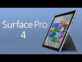 Microsoft Surface Pro 4 Specifications » Home Design 2017