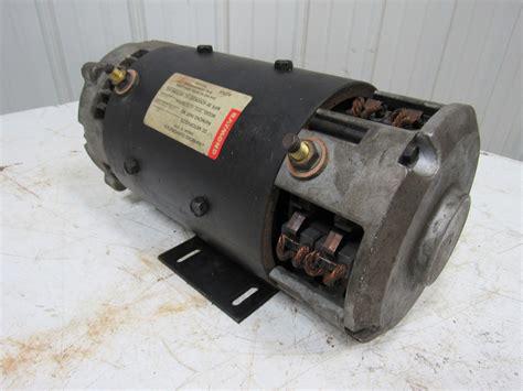 raymond motors raymond 570 236 500 p90 4002 36v dc electric motor from