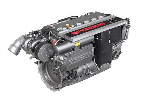yanmar marine - Yanmar Diesel Boat Engines