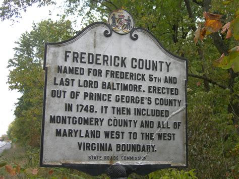 frederick county md analyzing openness in government