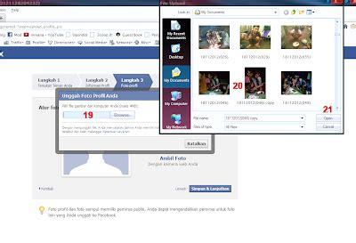 membuat halaman facebook dengan html cara membuat facebook baru bikin fb terbaru 1 cara