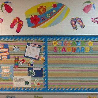 Amanda S 5th Grade Science Beach Themed Classroom For